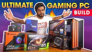 ULTIMATE GAMING PC BUILD 2021 🔥Crazy Performance! Intel i9 11th Gen 11900K | RTX 3080 #Aman Dhingra