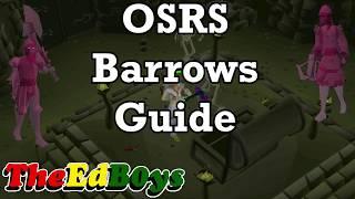 OSRS Barrows Guide | Oldschool Runescape Barrows Mini Game