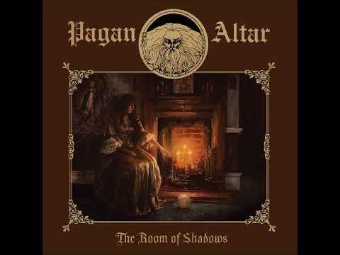 Pagan Altar - The Room Of Shadows [Full Album] (2017)