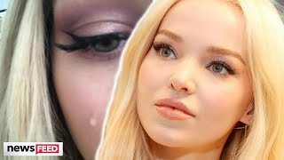 More celebrity news ►► http://bit.ly/subclevvernews#dovecameron #cameronboyce #mentalhealthfans have been worried about dove cameron ever since she posted a ...