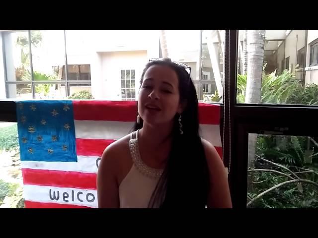 Wanda Lopez Diaz for World Refugee Day
