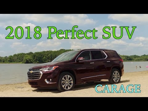 2019 Chevrolet Traverse- Perfect Crossover SUV