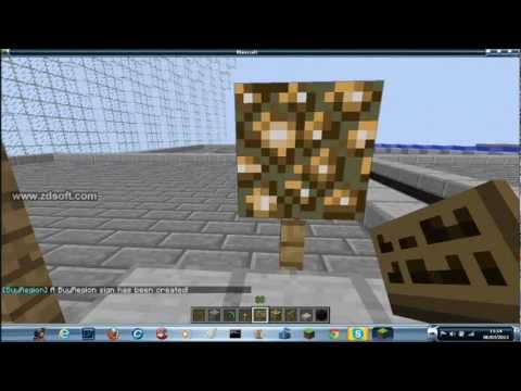 Buyregion Plugin Minecraft YouTube - Minecraft server erstellen spacecraft