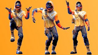 Fortnite All Dances Season 1-6 with Summit Striker Updated to Criss Cross