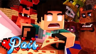 Minecraft PAIS : PIZZARIA DO FIVE NIGHT AT FREDDY'S !!! #31 ( Minecraft Pais)