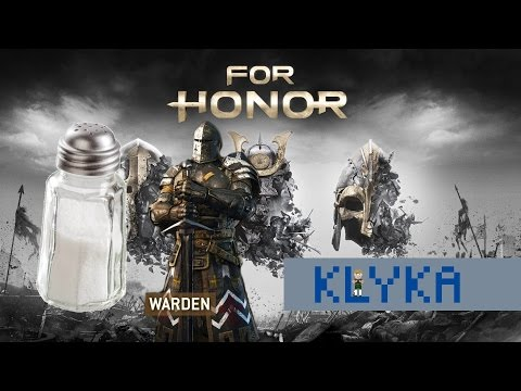 For Honor Closed Beta -  FOR SALTINESS! Asskicking by LKHero