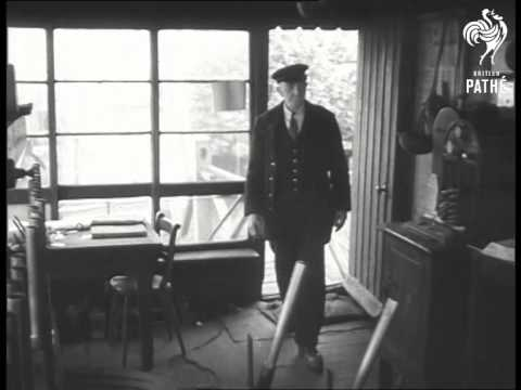 Lonely Station Issue Title Is Pathe Pictorial Looks At Loneliness (1947)