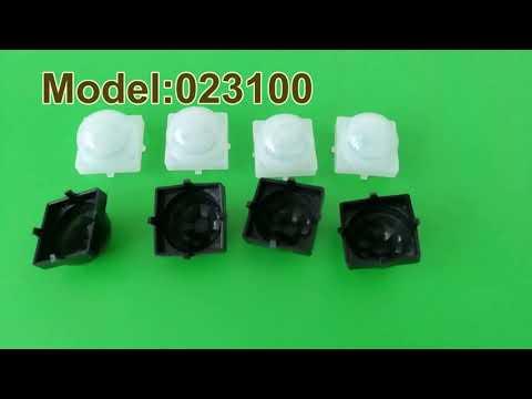 pir sensor fresnel lens for motion detector model  023100 China supplier