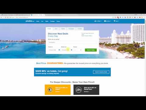 """How to """"Priceline Hack"""" a Luxury Hotel on the Cheap 