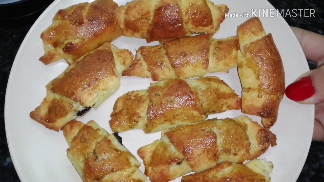 Keto Healthy Croissants Recipe Low Carb Cressent