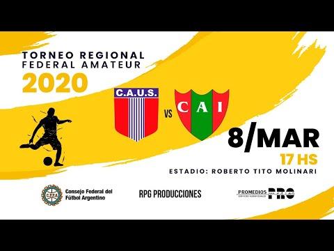 Unión Santiago (SdE) Vs. CA Independiente (Beltrán)