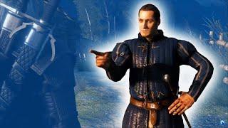 The Witcher III - Почему не стоит выпендриваться