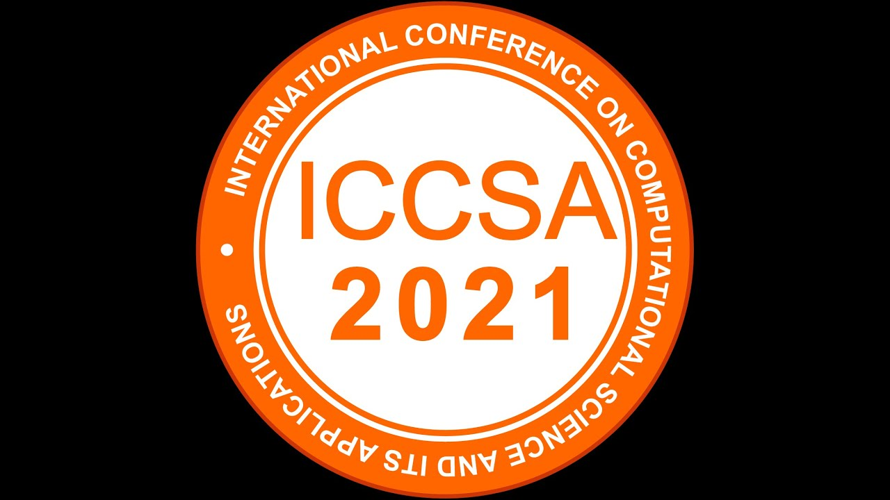 Download ICCSA 2021 15th Sept Session afternoon G