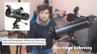 Telescope National Geographic!