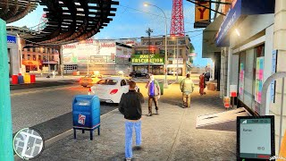 GTA IV Story Mode Episode 3 Ultra Realistic Next-Gen Graphics 4K After 10 Years!