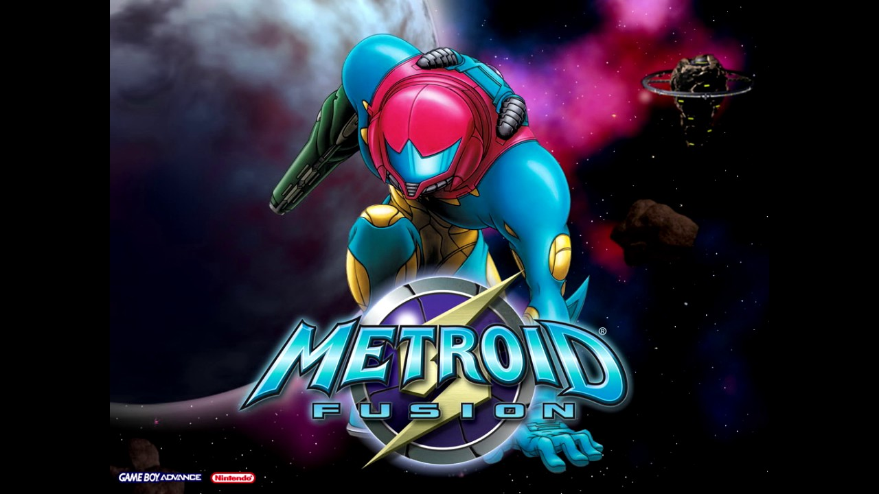 Metroid fusion Sound effects