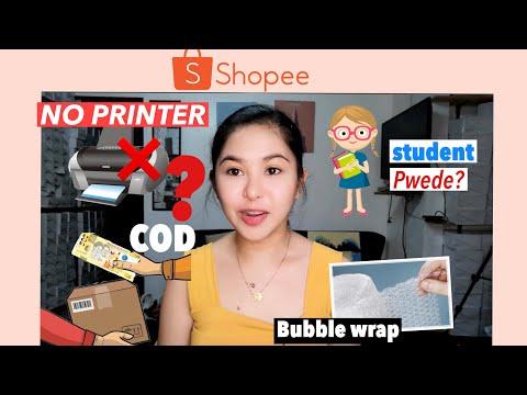 Shopee SELLER beginners : DAPAT MONG MALAMAN! ‼️💯 2020