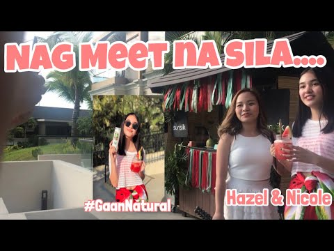 Hazel and Nicole nag meet sa Tagaytay | PNK Adventure