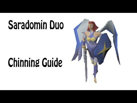 Thoboying | Saradomin Duo Guide with Black Chins | 25 kills/h | 100+ kill trips