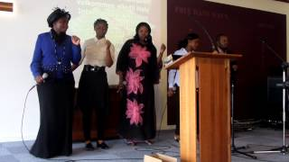 Holy International Christian MinistriesSITAKUFA NITAISHI ALISEMA DAUDISun 14 06 15