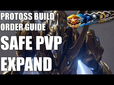 Protoss Build Order Guide - Protoss vs Protoss Safe Defensive Stargate Expand