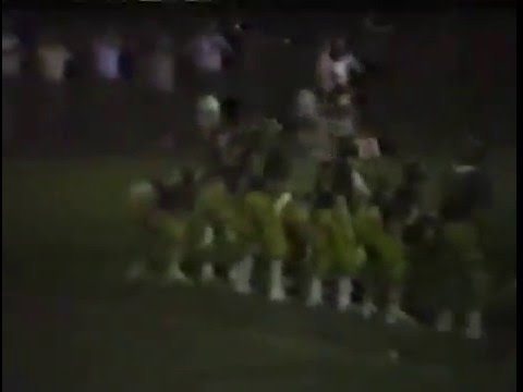1984 SLYSI Broncos VS Saints