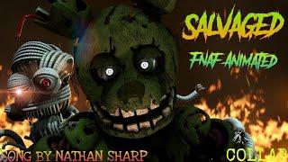 "[SFM/FNAF/SONG] ""Instinct of possession"" (Salvaged Nathan Sharp)"