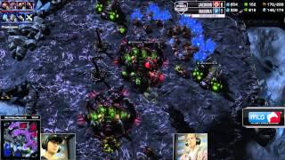jaedong vs naniwa game 2 lr9 mlg anaheim 2013