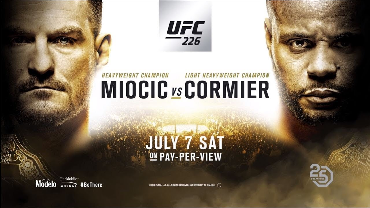 UFC 227 Topped by Two Epic Rematches in TJ Dillashaw vs. Cody Garbrandt and