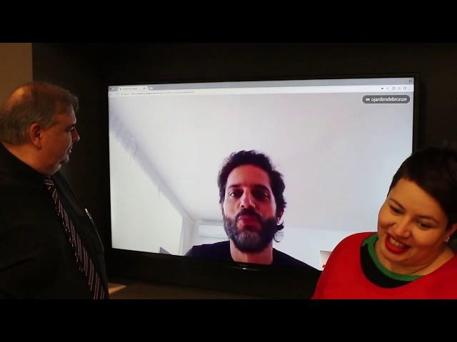 Joaquín Furriel | O Jardim de Bronze (HBO)
