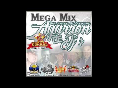 Mega Mix Norteñas 2017 Ok Corral QRO. MX. DjRene, DjAlfonzin, DjLocoVit, Org. Islas, GeraDj