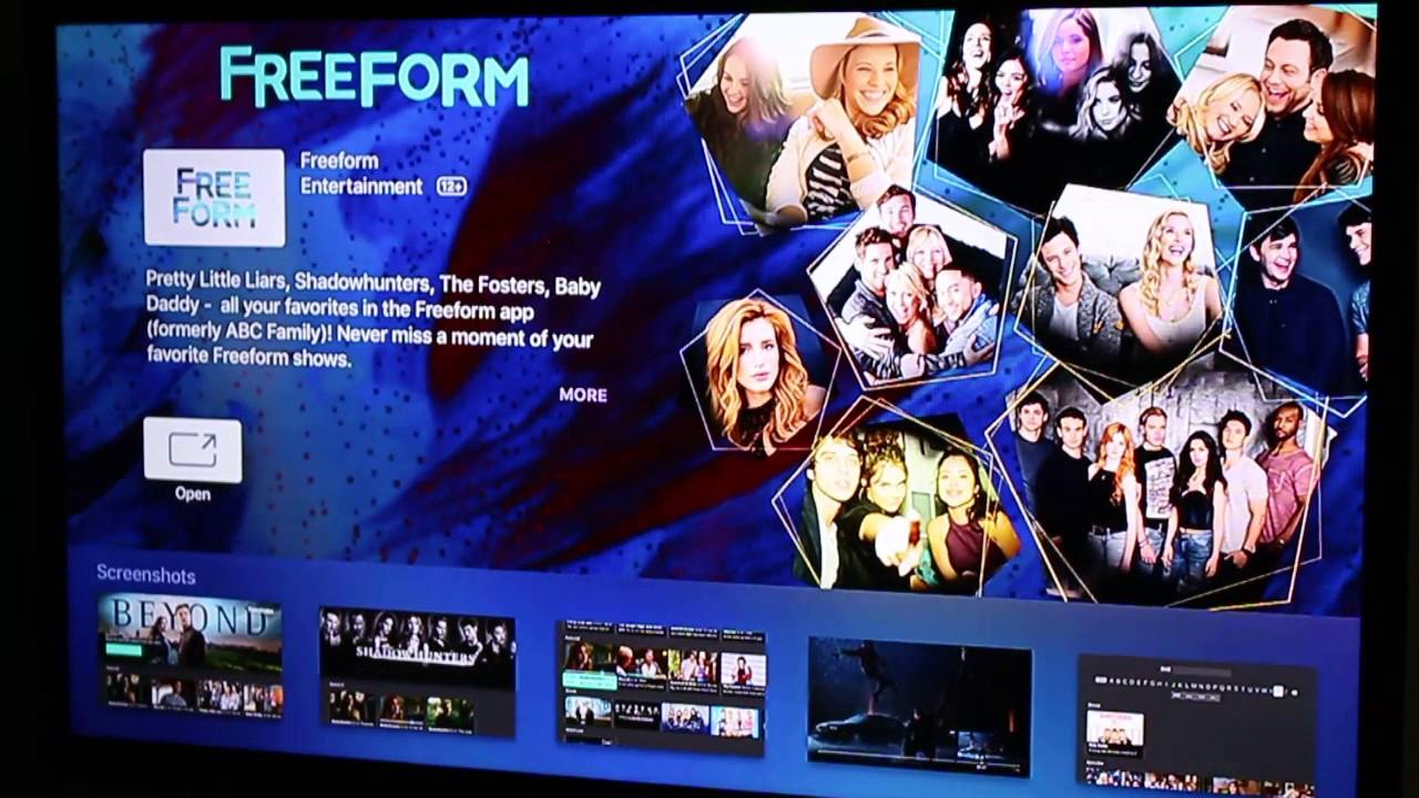 First Look: Sling TV Login For FreeForm