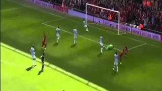 Sterling Goal Liverpool vs Manchester City