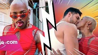 Nego do Borel beija homem em novo Clipe 'Me Solta' e deixa fãs revoltados