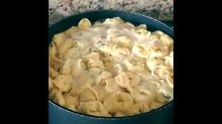 How to Cook Tortellini?