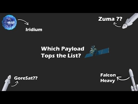 5 Most Interesting Payloads in SpaceX's History