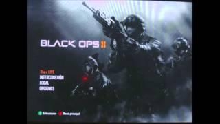Tener Cualquier camuflaje en el Call Of Duty Black Opps 2 para xbox 360 rgh