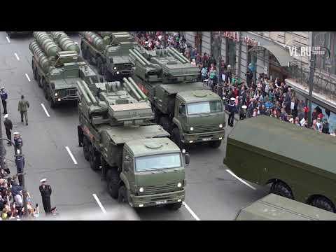 VL.ru -  Владивосток отпраздновал День Победы военным парадом и шествием «Бессмертного полка»