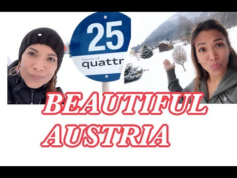 THE BEAUTIFUL MOUNTAIN OF AUSTRIA - BRAND