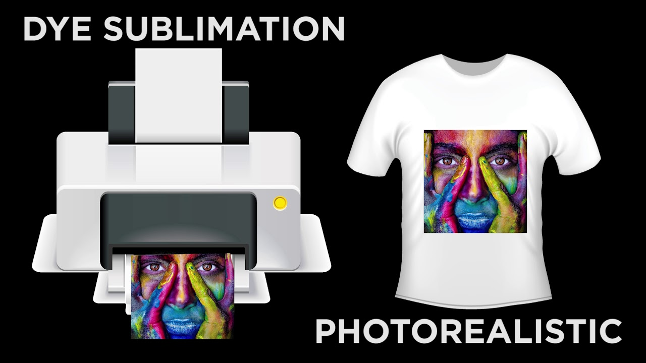 Laser Transfer compared to Dye Sublimation