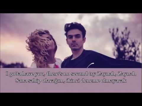 Kate Linn - Zaynah (feat. Chris Thrace) Türkçe Çeviri & Lyrics