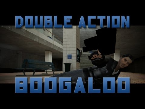 Double Action: Boogaloo (w/ Gassy, Diction, Goldy, Nanners & Sark) [#4]