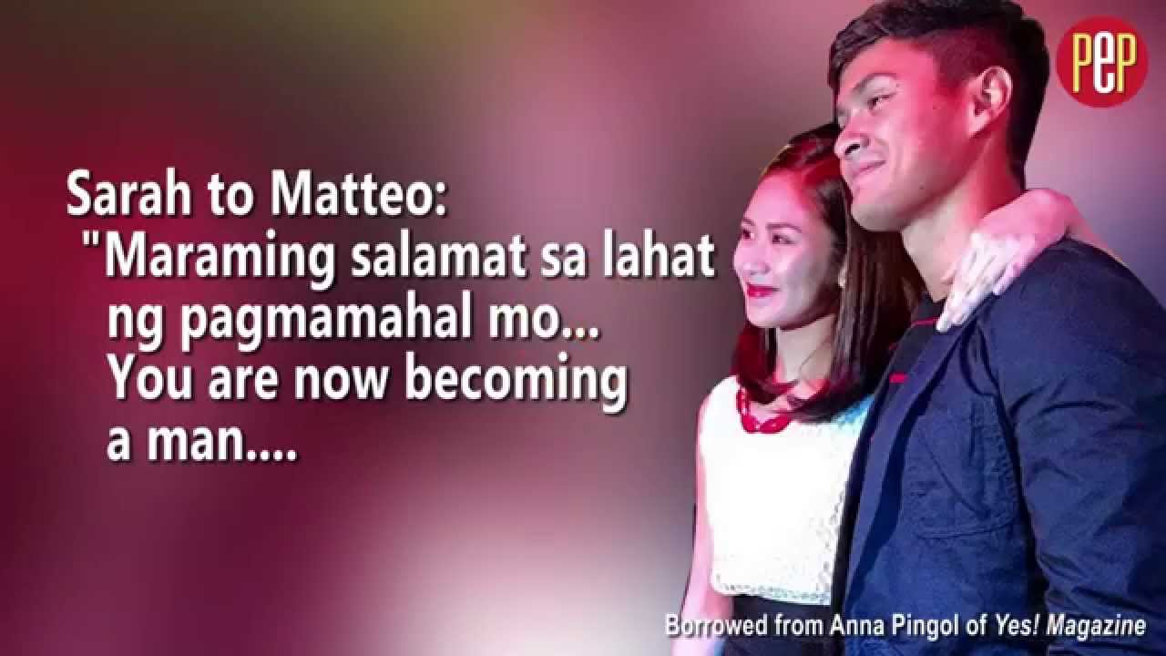 sarah geronimo and matteo relationship marketing