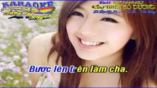 Duyên Phận - Chế - Lời FB Trung AD - KARAOKE HD