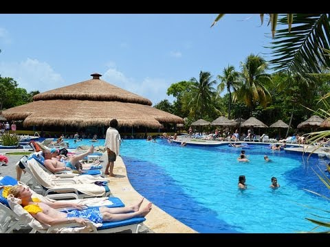 Riu Tequila Tour Playa Del Carmen Mexico 2017