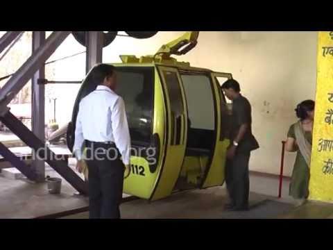 Cable Car Trip in Pavagadh, Champaner