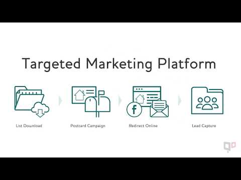 Targeted Marketing Platform from QuantumDigital