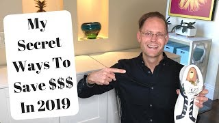3 CLEVER WAYS I'M SAVING MONEY IN 2019 (tips and tricks to save extra money)