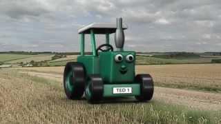 DVD  Tractor Ted Big Machines  Kids dvd
