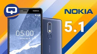 Nokia 5.1 -- Полный обзор  (Nokia 5 2018) / QUKE.RU /